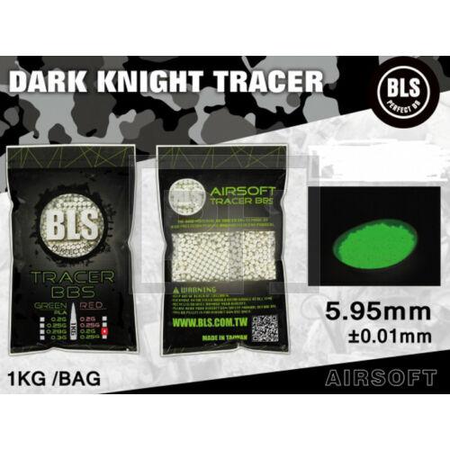 BLS Tracer 0.25g green 1kg