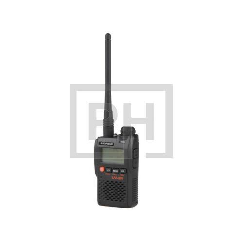 Baofeng UV-3R Rádió - Fekete