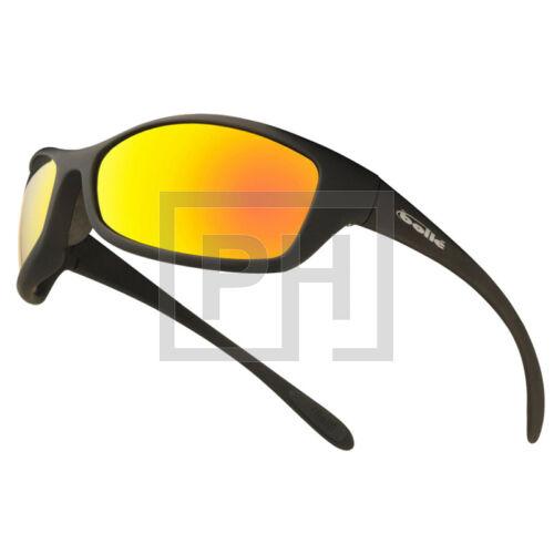 Bolle Spider Flash védőszemüveg - fekete/rainbow