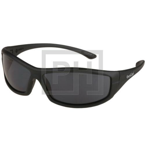 Bolle Solis Smoke szemüveg - fekete/sötét