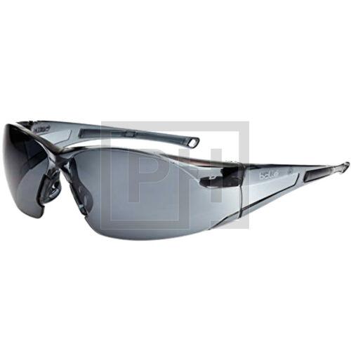 Rush Safety Smoke szemüveg - fekete/sötét