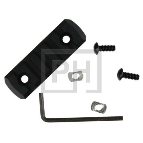 M-lok rail adapter - 5 csíkos