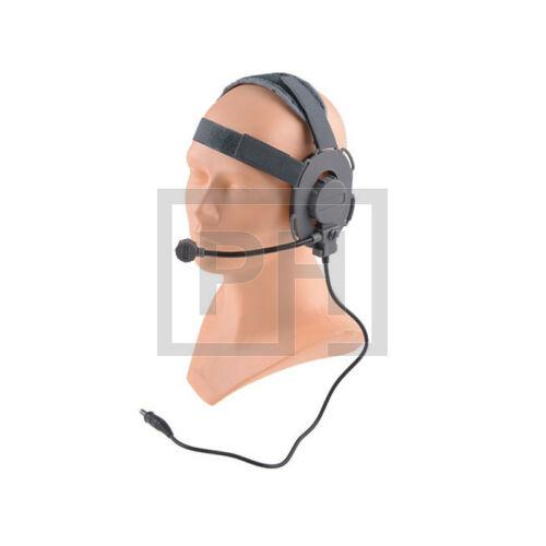 Bowman Evo III headset - szürke