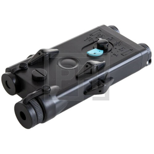 Element AN/PEQ-2 PEQ doboz replika - fekete