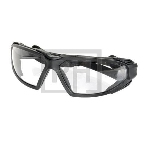 Highlander H2X taktikai szemüveg - fekete/víztiszta