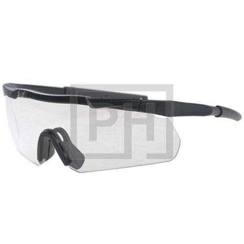 Earmor S01 szemüveg - fekete/víztiszta