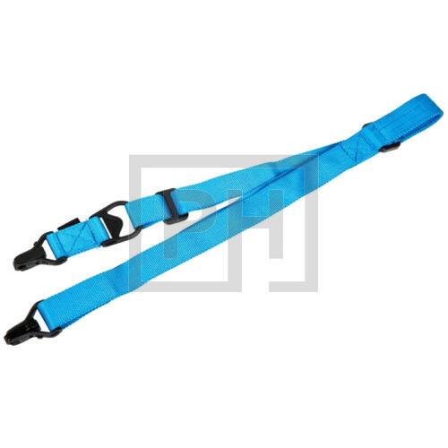 FMA FS3 Multi-Mission szimpla-2pontos fegyverszíj - blue