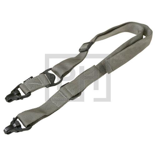 FMA MA3 szimpla-2pontos fegyverszíj - Foliage gray