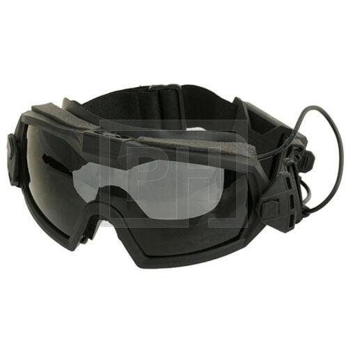 Profile Mod.2 szemüveg - Fekete/sötét-víztiszta