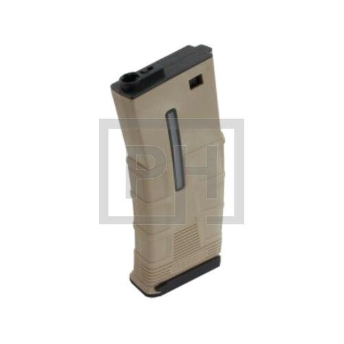 ICS M16/M4 T Mid-cap tár - 120BB, tan