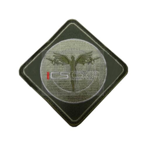 ICS Angel Green 3D patch
