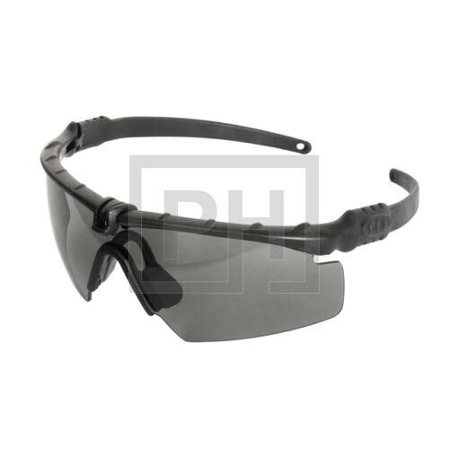 Modern taktikai szemüveg - fekete/sötét