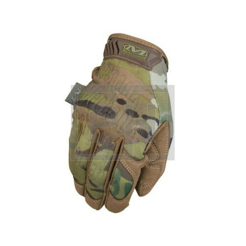 Mechanix Original taktikai kesztyű - Multicam S