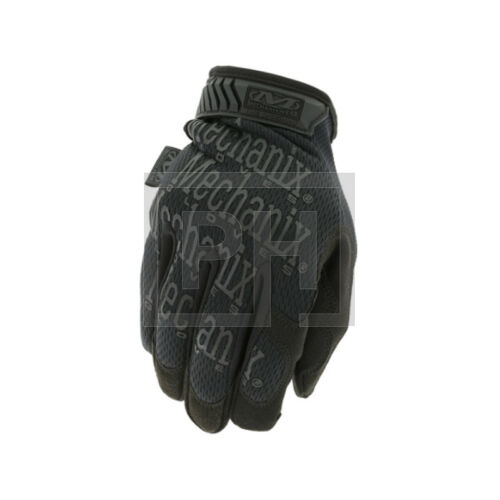 Mechanix Original Covert taktikai kesztyű - Fekete S