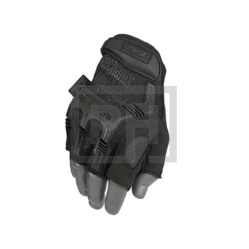 Mechanix M-Pact Fingerless taktikai kesztyű - Fekete M