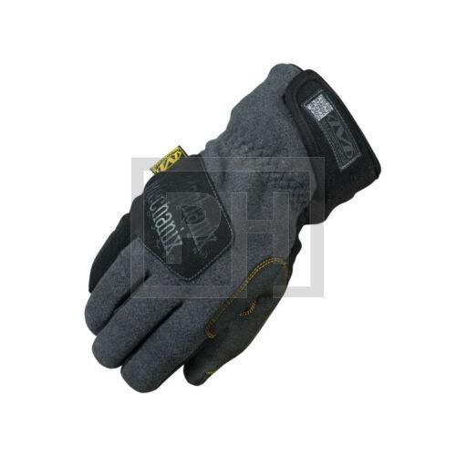 Mechanix Wind Resistant kesztyű - Fekete-szürke M
