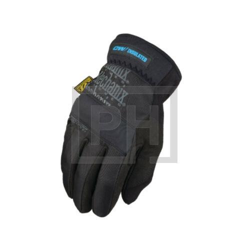 Mechanix FastFit Insulated kesztyű - Fekete S