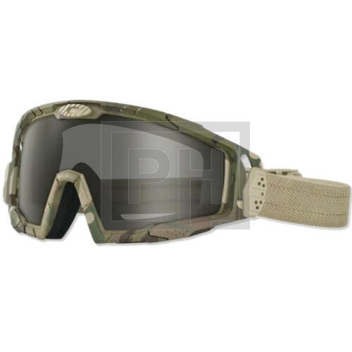Oakley lövész szemüveg - Multicam/sötét