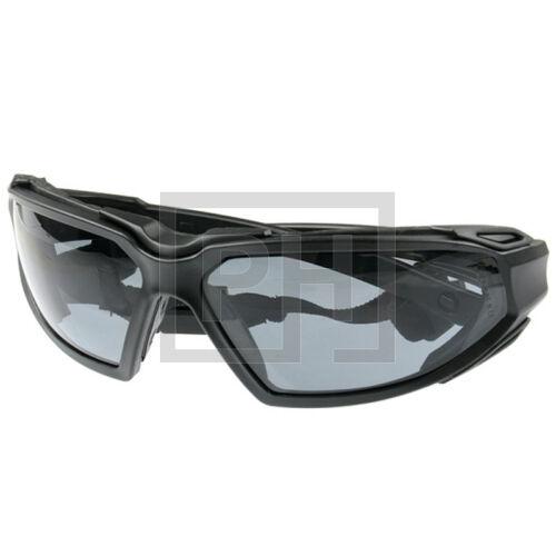 Highlander H2X taktikai szemüveg - fekete/füstszürke