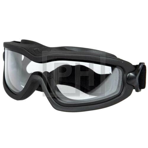 Pyramex V2G-Plus szemüveg - fekete/víztiszta