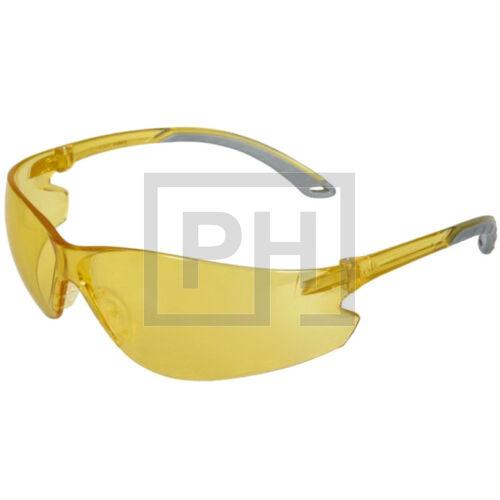 Pyramex Itek Amber szemüveg - sárga-szürke