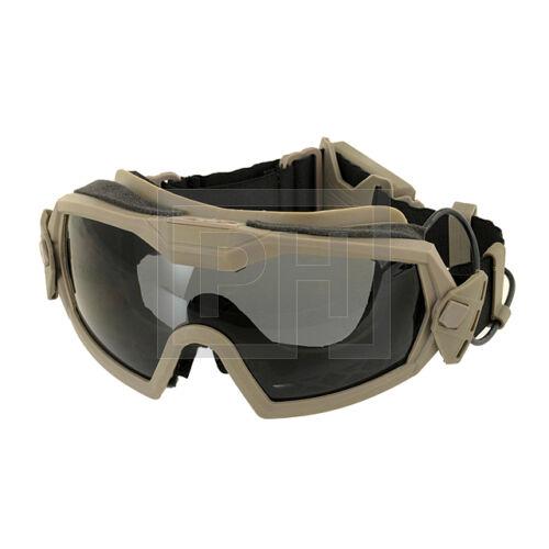Profile Mod.2 szemüveg - dark earth/sötét-víztiszta