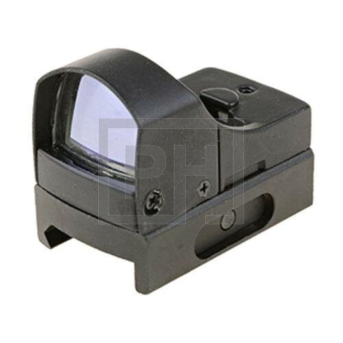 Micro Reflex Sight replika - fekete
