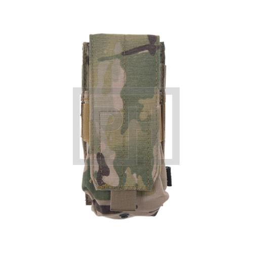 Szimpla molle M4 tárzseb - Multicam