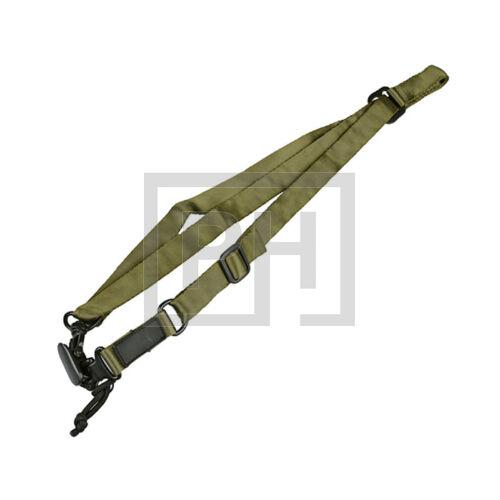 Ultimate Tactical M2 2 pontos fegyverszíj - olive