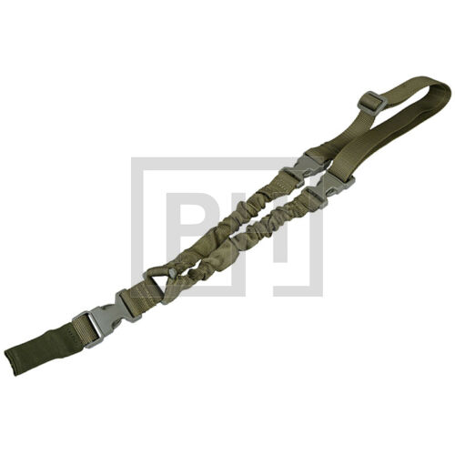 Ultimate Tactical 1 pontos bungee fegyverszíj - olive