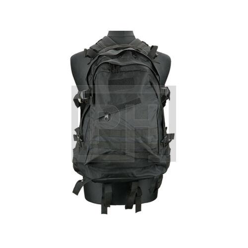 3-Day Assault hátizsák - Fekete