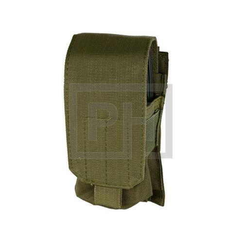 Dupla M4/M16 tárzseb - Olive