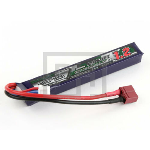 Turnigy nano-tech 1200mAh 2S 15-25C Lipo Airsoft Akku (T-Connector)