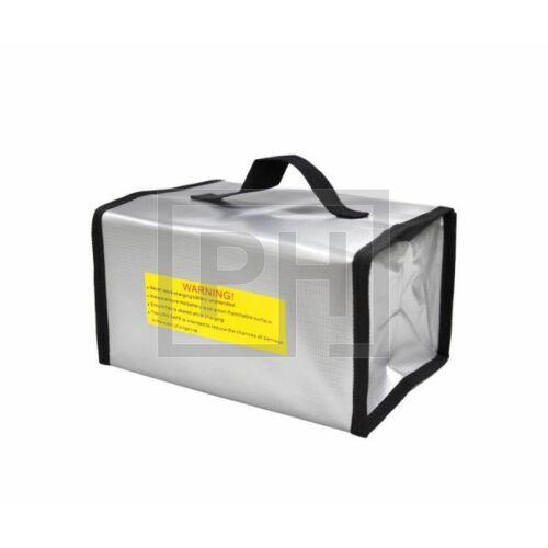 Lipo Akkumulátor védő tasak 210 x 160 x 140 mm