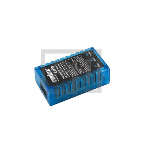 Mikroprocesszoros LiPo REDOX 230V töltő kiegyenlítővel