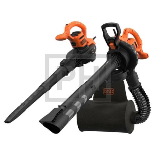 Black + Decker BEBLV290-QS 2900W 3in1 változtatható sebességű avartakarító