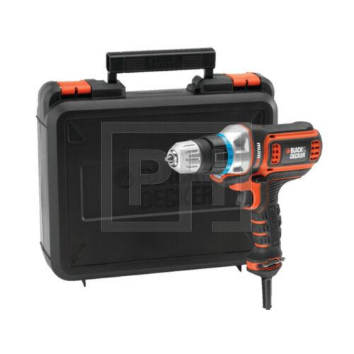 Black + Decker MT350K-QS Multievo™ multifunkciós készülék fúró-csavarozó fejjel kofferben