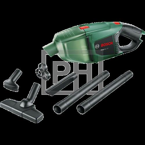 Bosch EasyVac 12 Akkus kézi porszívó - akku nélkül