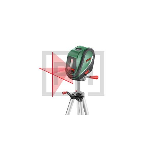 Bosch UniversalLevel 2 - készlet Keresztvonalas szintezőlézer