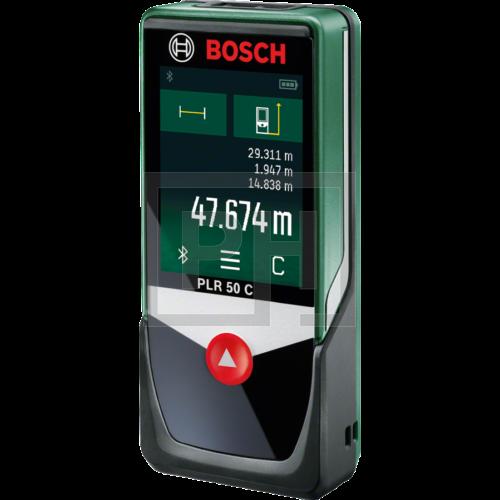 Bosch PLR 50 C Digitális lézeres távolságmérő
