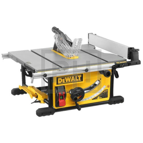 DeWalt DWE7492-QS Asztali körfűrész 2000W, 250mm