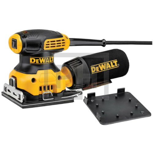 DeWalt DWE6411-QS 203W 1/4 vibrációs csiszoló