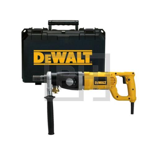 DeWalt D21583K-QS Vizes/száraz gyémántfúrógép kofferben