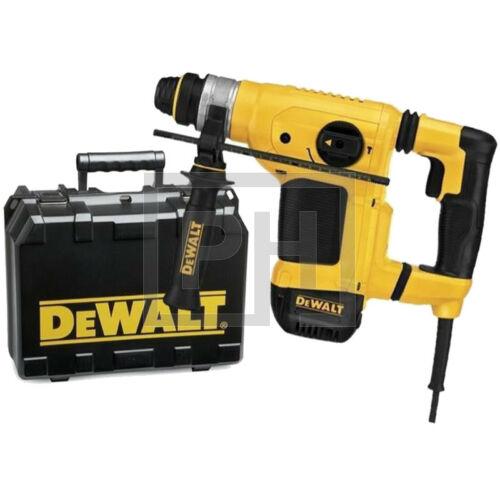 DeWalt D25430K-QS SDS-Plus vésőkalapács kofferben