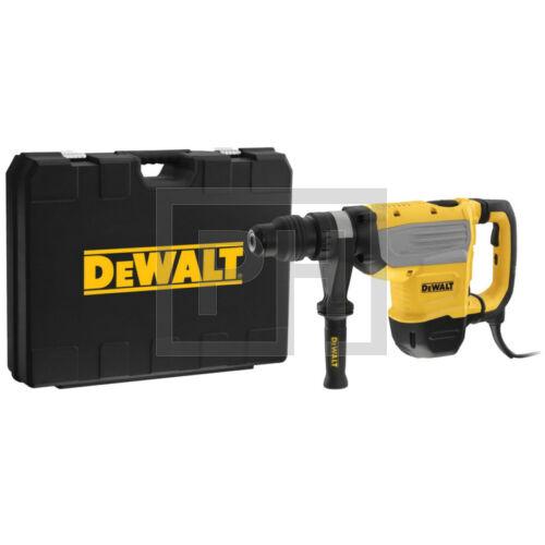 DeWalt D25733K-QS SDS-MAX Kombinált fúró kofferben