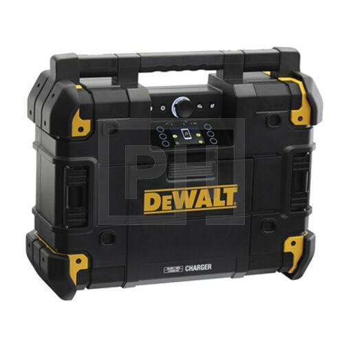 DeWalt DWST1-81078-QW TSTAK Rádió és töltő