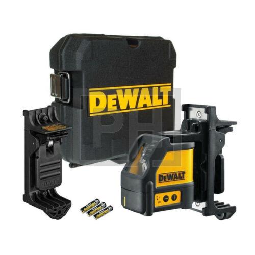 DeWalt DW088K-XJ Vonallézer kofferben