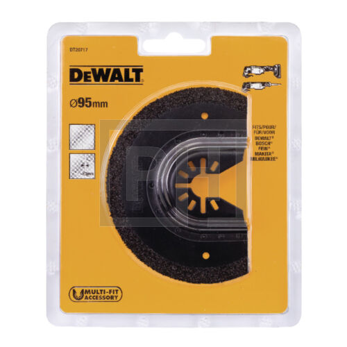 Dewalt DT20717-QZ Keményfém fugaeltávolító penge 3mm