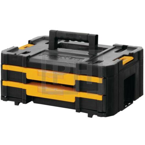 DeWalt DWST1-70706 TSTAK™ IV fiókos rendszerrel mely tartalmaz tároló rekeszeket