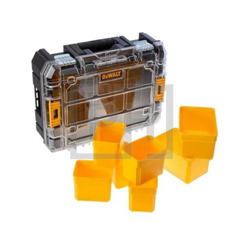 DeWalt DWST1-71194 TSTAK V Átlátszó fedelű tároló